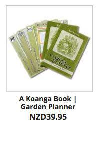 Recommended_Books_Garden_Planner